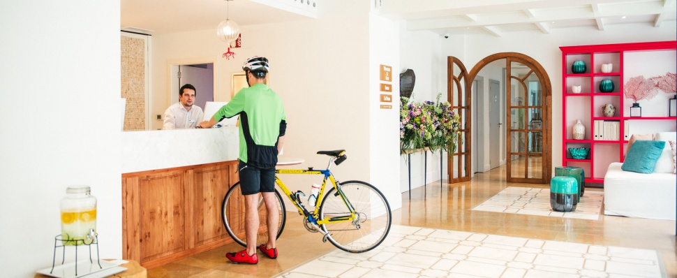 Hotel Honucai - Cycling Friendly